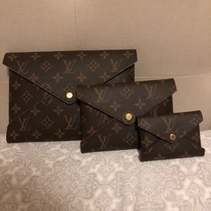 Louis Vuitton Kiragami Pochette Set